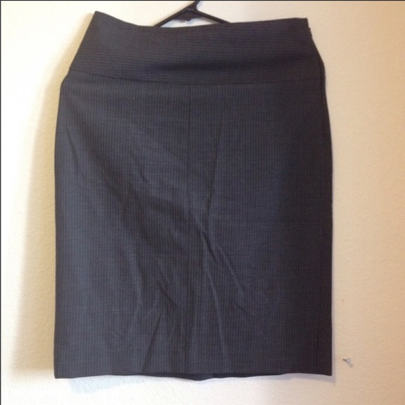 Banana Republic Dresses & Skirts - 5/$15 Banana republic striped pencil skirt stretch